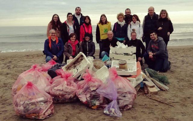 Clean Beach Tour at Feniglia_04