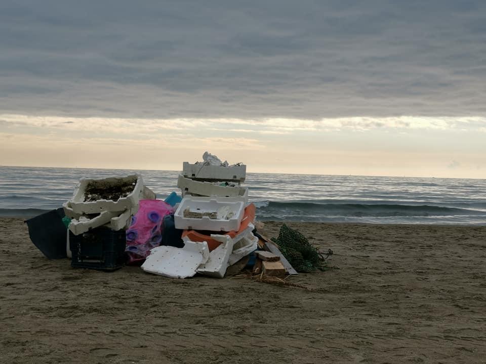 Clean Beach Tour at Feniglia_07