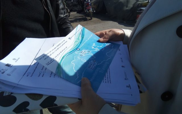 Investigations at the fishing port of Mahdia_01