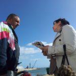 Investigations at the fishing port of Mahdia_02