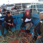 Investigations at the fishing port of Mahdia_05