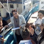 Investigations at the fishing port of Mahdia_06