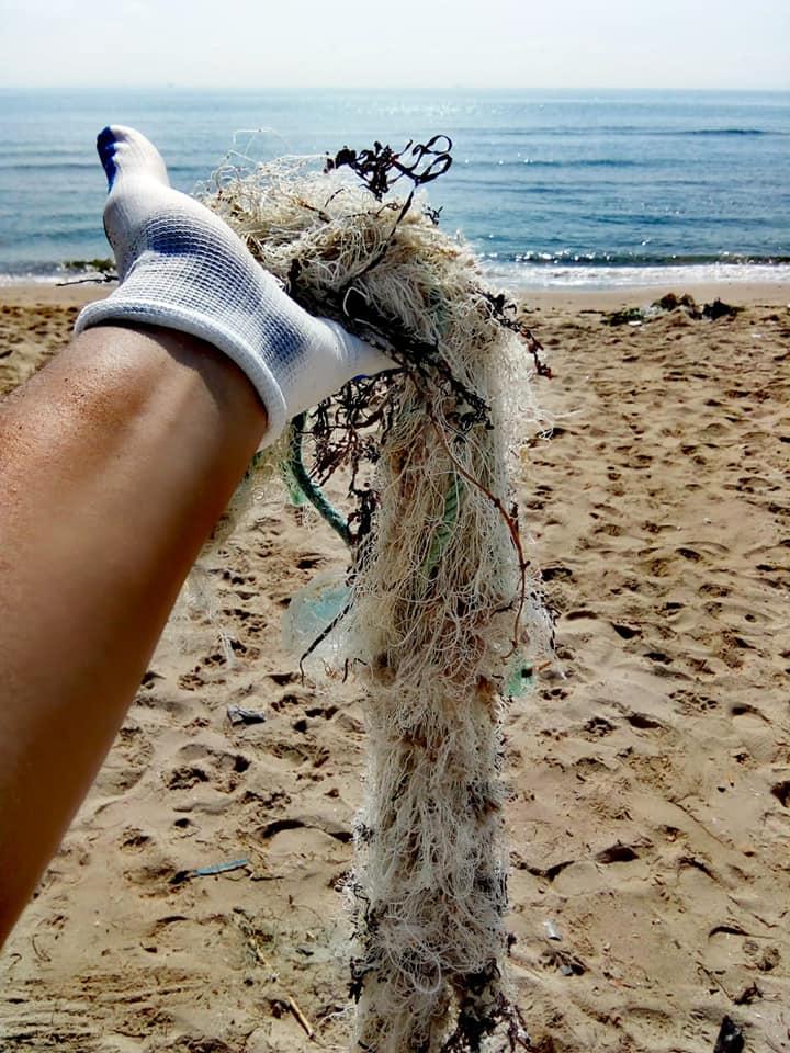 Beach Litter Monitoring at Monastir, June 2020_1