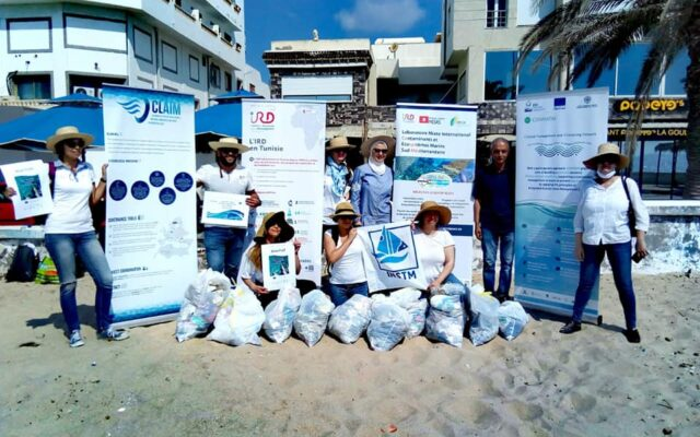 Beach Litter Monitoring at Monastir, June 2020_3
