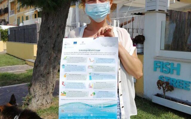BEach CLEAN Campaign in Maremma_July 2020 1