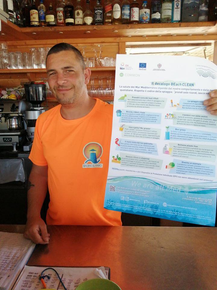 BEach CLEAN Campaign in Maremma_July 2020 5