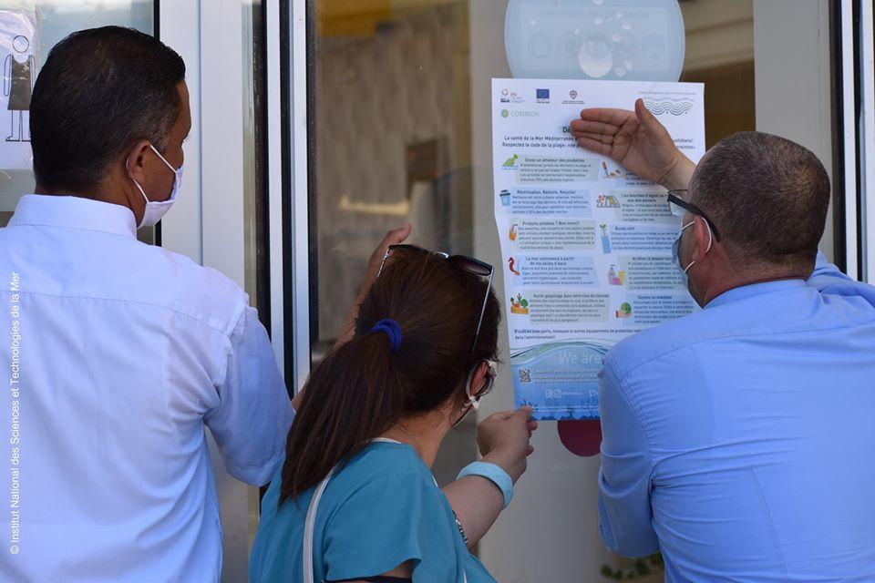 BEach CLEAN Campaign in Monastir_July 2020_5