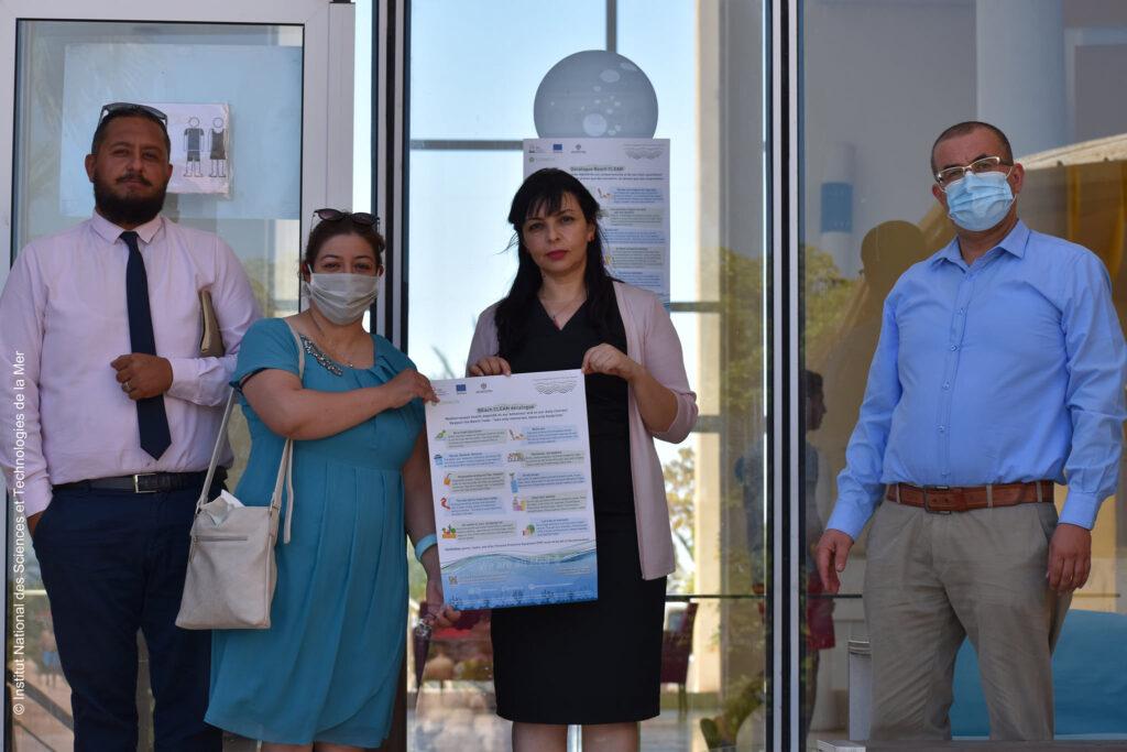 BEach CLEAN Campaign in Monastir_July 2020_2