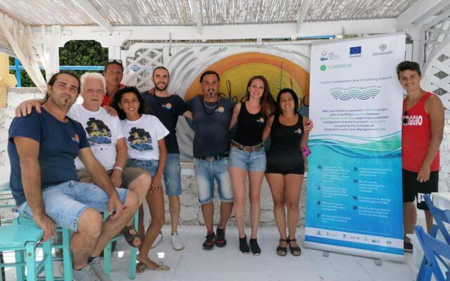 BEach CLEAN Campaign in Salento_July 2020 2