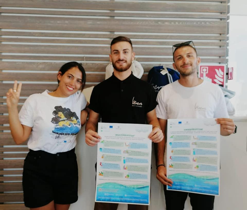 BEach CLEAN Campaign in Salento_July 2020 3