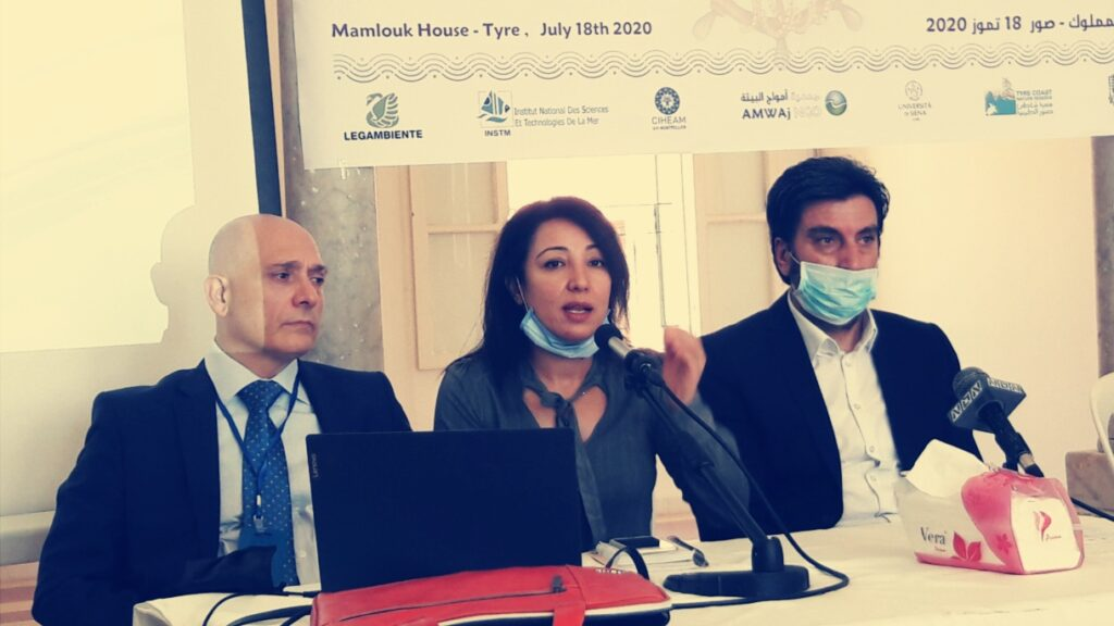 Press Conference for launching COMMON_Tyre, Lebanon 3