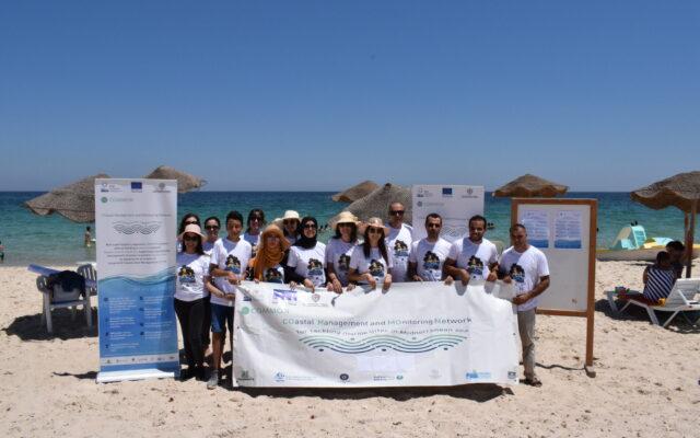 BEach CLEAN Campaign in Sousse, Tunisia