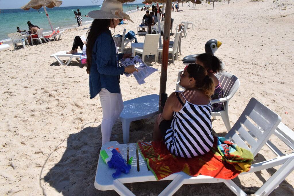 BEach CLEAN Campaign in Sousse, Tunisia_2