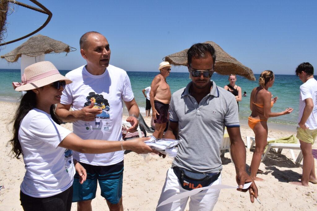 BEach CLEAN Campaign in Sousse, Tunisia_3
