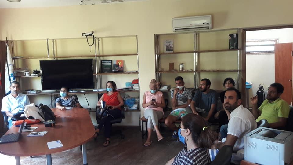 Lebanon, Local Working Group_1