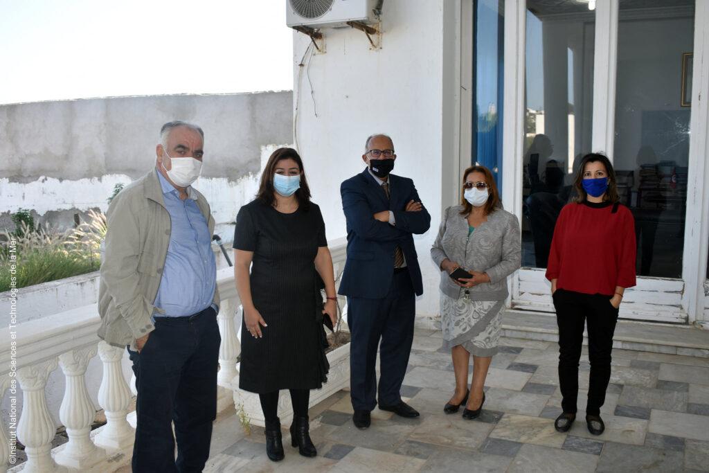 Demonstration of new spectrometer activity in Tunisia – Tunis, October 2020 3