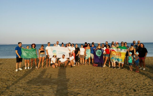 CUTM2020 - Cyprus - Centre for Social Innovation and Young Cyprus Greens