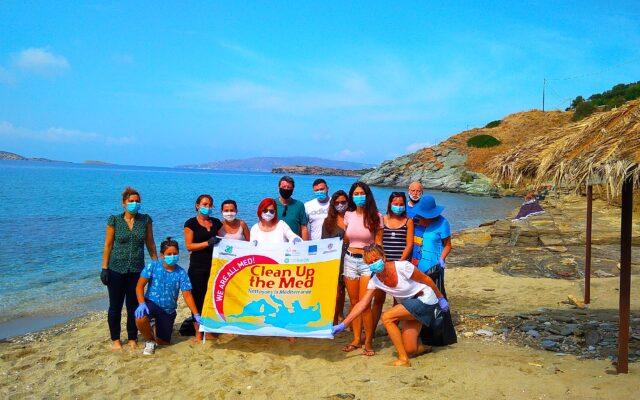 CUTM2020 - Greece - Aneroussa beach