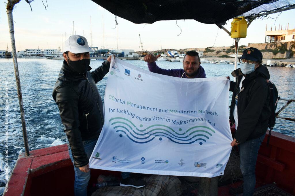 Monitoring activities on Monastir Bay 11- December 2020