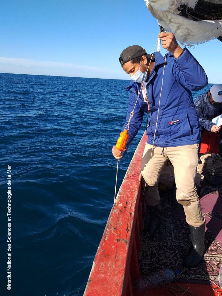 Monitoring activities on Monastir Bay 8- December 2020