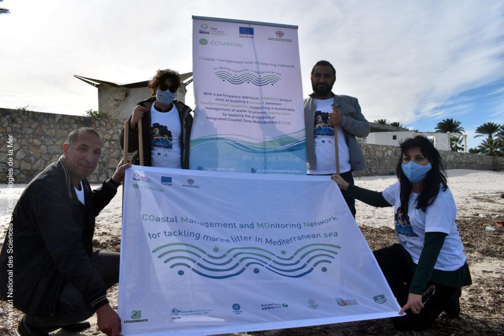 Monitoring activities on Monastir Bay 6- December 2020