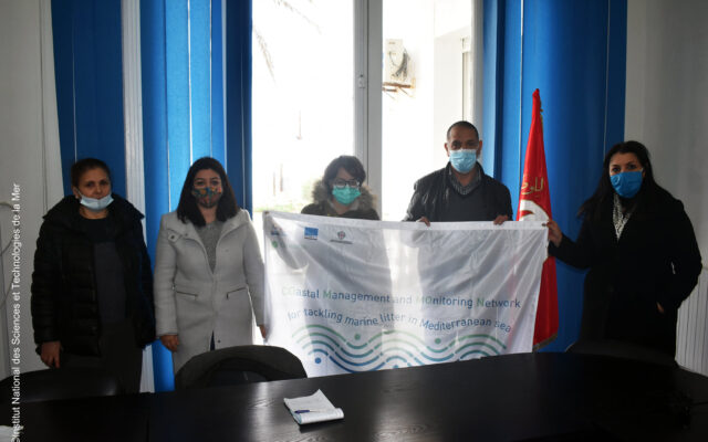 A working group with Tunisian INSTM and CNVZ – January 2021
